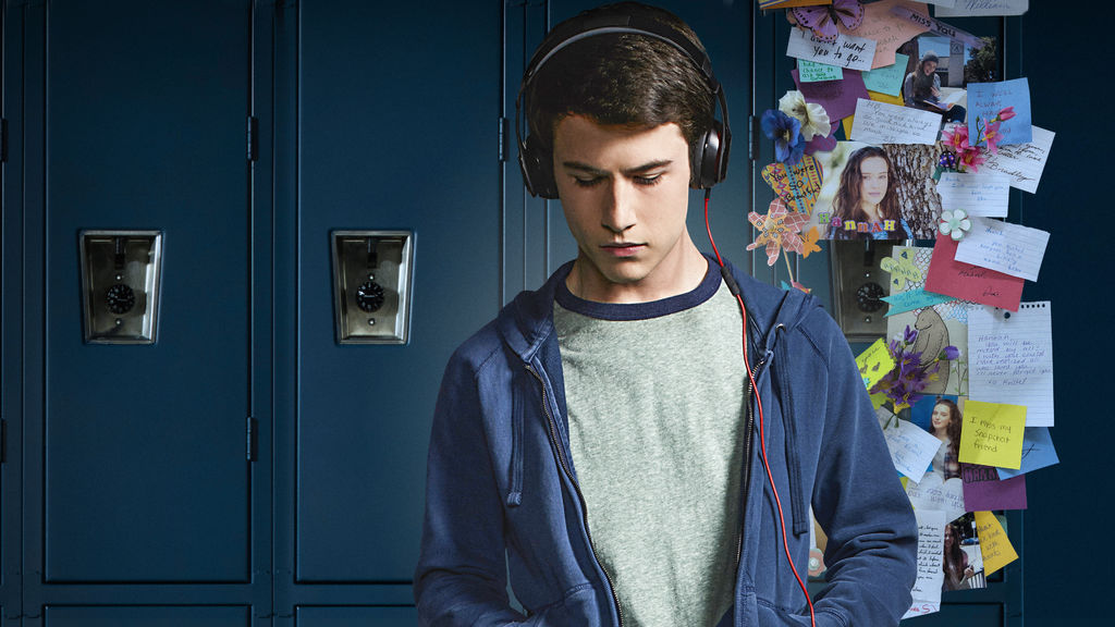Clay Jensen - 13 Reasons Why