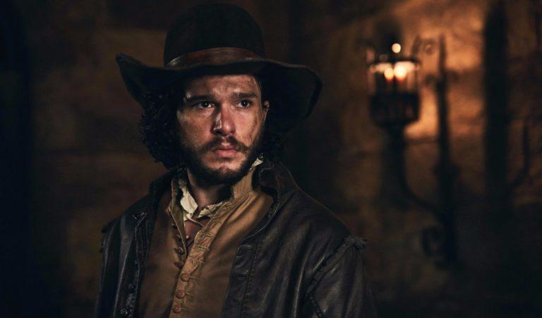 Kit Harington'lı Gunpowder'ın ilk bölümü yayınlandı