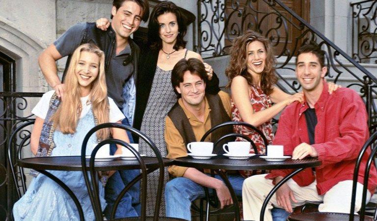 Friends Özel Bölümü Koronavirüs Nedeniyle Ertelendi
